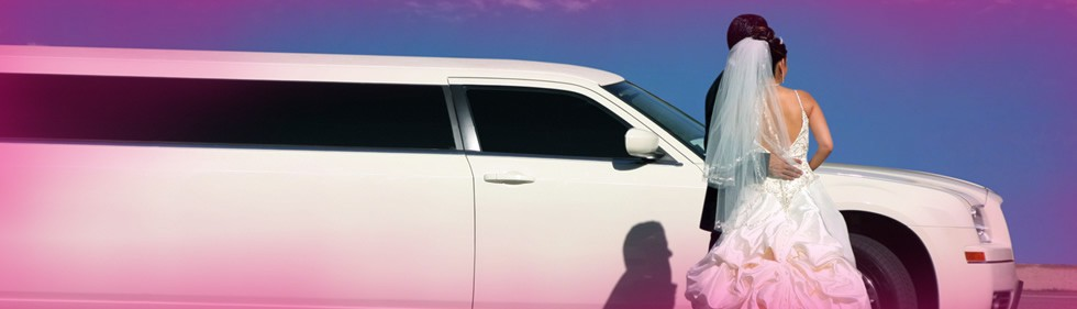Wedding Limo Hire Banner