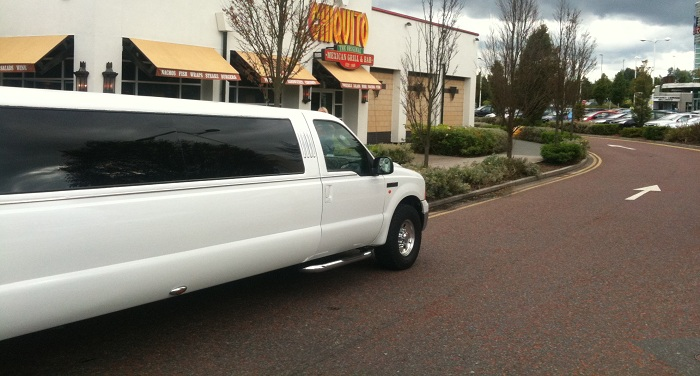 4x4 limo hire
