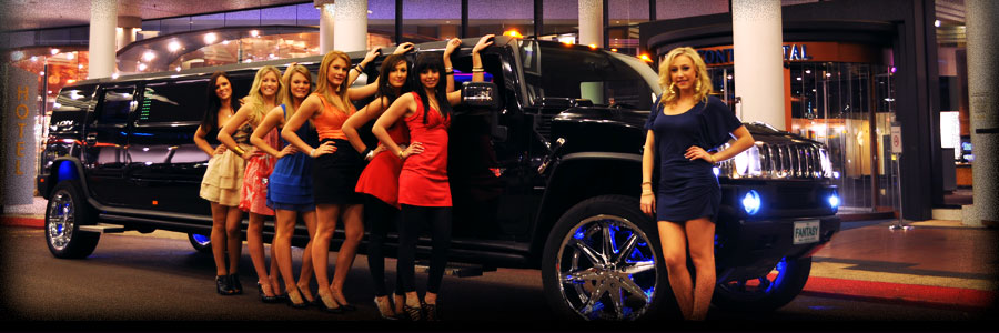 hen party limo hire