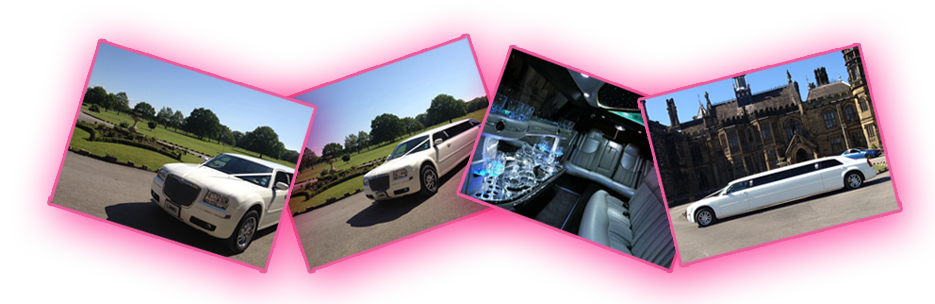 Hire a white limo in Liverpool with limosnorthwest.uk